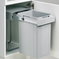 SELECT Bio Single 30 DT 26 liter inbouw prullenbak
