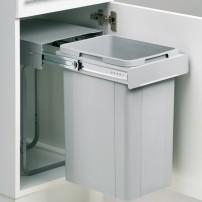 SELECT Bio Single 30 DT 32 liter inbouw prullenbak