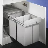 SELECT Double 4 inbouw prullenbak