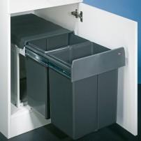 SELECT Double Master Maxi 40 DT inbouw prullenbak